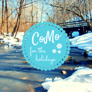 columbia mo for the holidays , MKT Trail in the winter