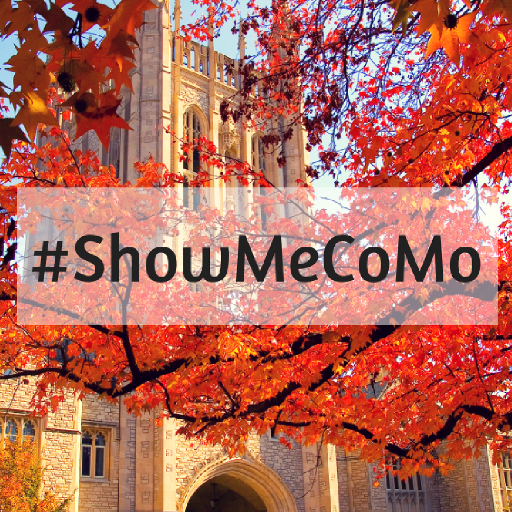 tag your instagram and twitter photos with #showmecomo