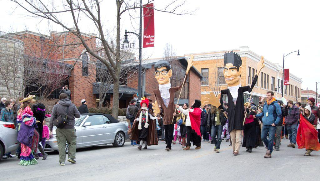 march march - the true false film fest parade