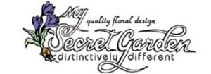 My secret garden logo