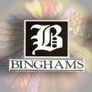 Bingham's Logo