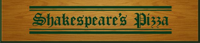 Shakespeare's Logo