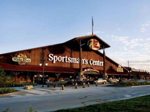 Bass Pro Shops Sportsman's Center