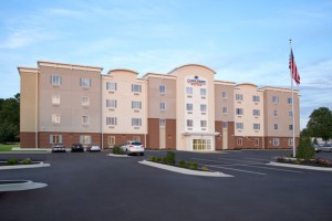 Candlewood Suites Columbia, MO