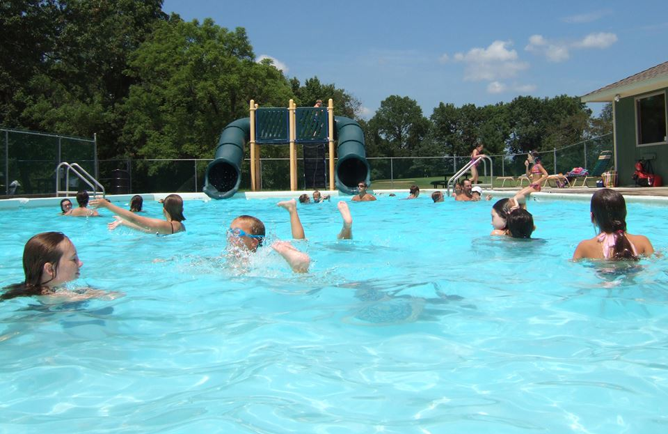 Lake of the Woods Pool - Columbia Convention and Visitors Bureau