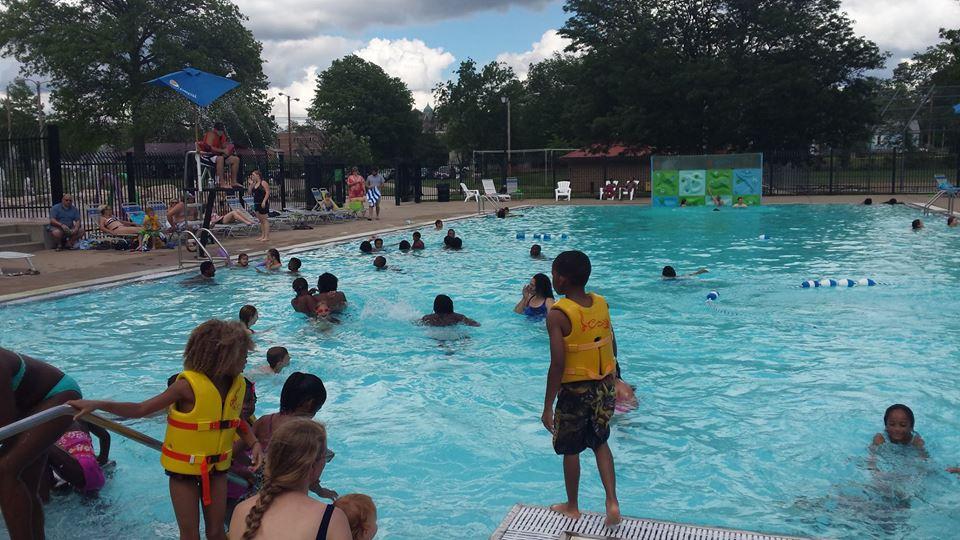 Douglass Family Aquatic Center - Columbia Convention and