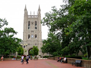 Memorial Union, University of Missouri