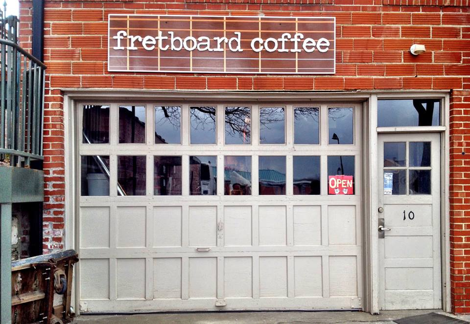 Image result for fretboard coffee columbia mo