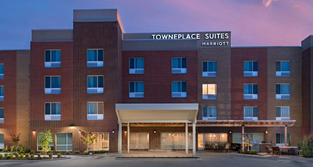 towneplace suites hotel exterior