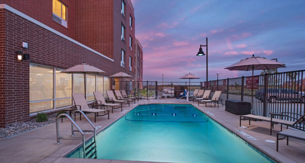 towneplace suites hotel outdoor pool