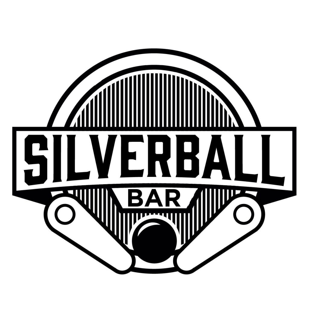 logo for silverball bar