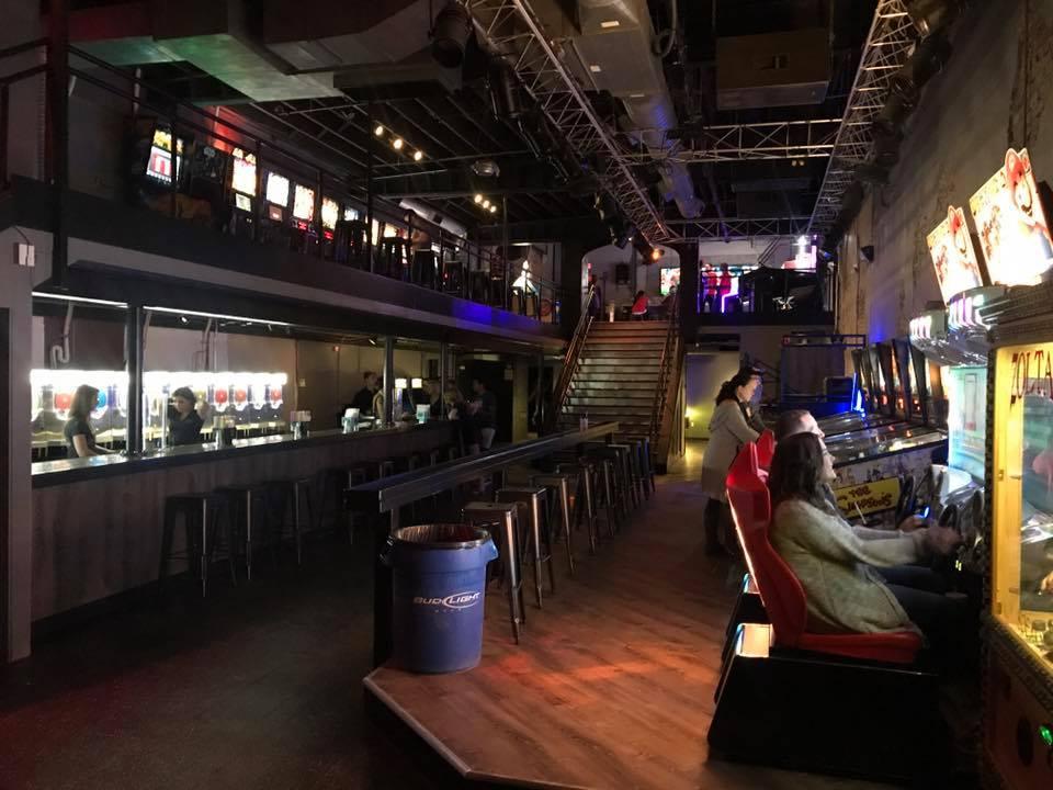 Silverball Bar - Columbia Convention and Visitors Bureau