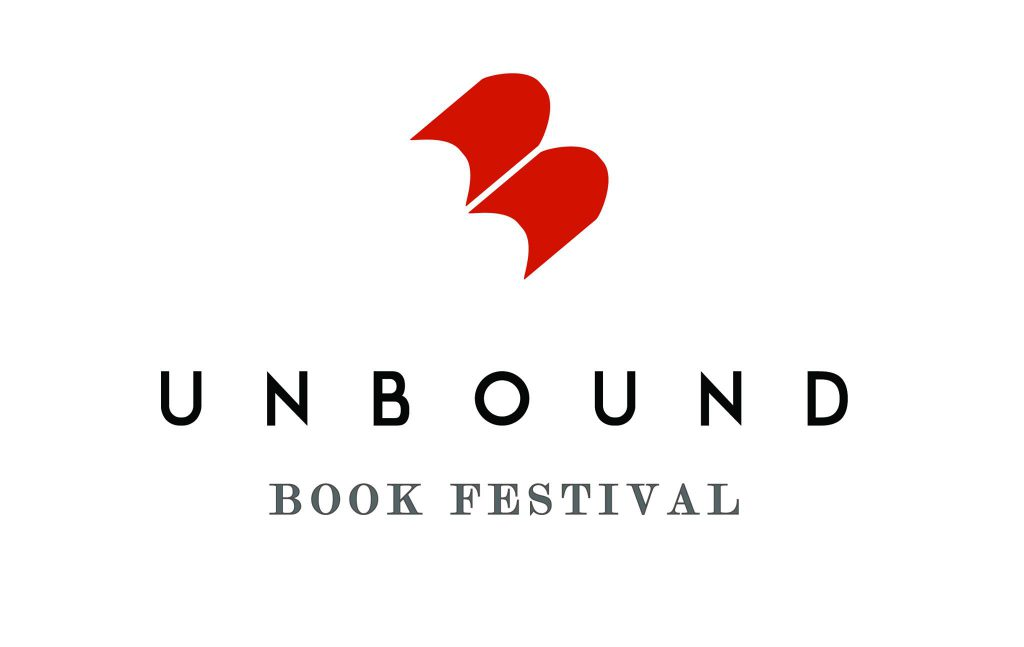 unbound book festival logo