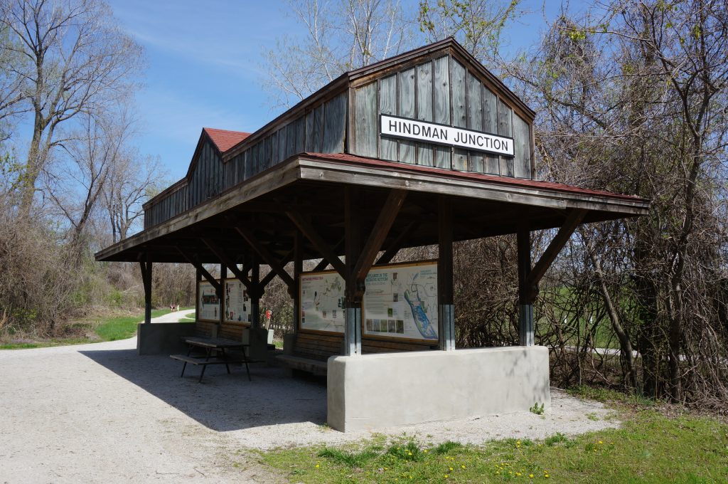Hindman Junction Kiosk