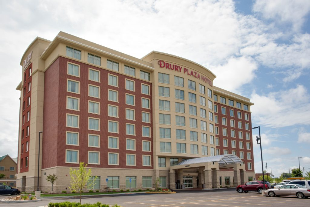 Drury Plaza Hotel exterior
