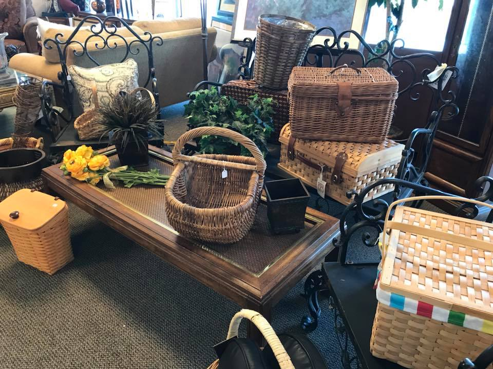Upscale Resale: baskets
