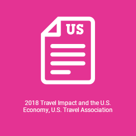 2018 Travel Impact and the U.S. Economy, U.S. Travel Association