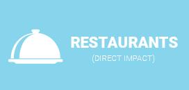 Restaurants - Direct Impact