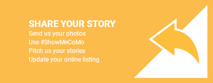 Share your story, send us your photos at #showmecomo, pitch us your stories. update your online listing.