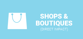 Shops and Boutiques - Direct Impact