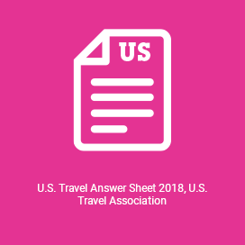 U.S. Travel Answer Sheet 2018, U.S. Travel Association