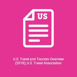 U.S. Travel and Tourism Overview (2018), U.S. Travel Association