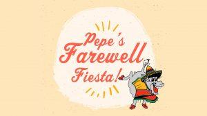 Pepes farewell fiesta